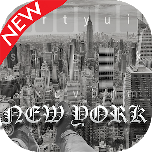 Download New York City Keyboard Theme PRO for PC - Free Personalization App for PC