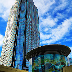 by Vincentius Hioe - Buildings & Architecture Office Buildings & Hotels