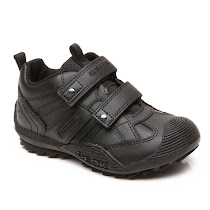 Geox Savage Trainer SCHOOL SHOE