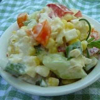Cold Corn Salad Mayonnaise Recipes
