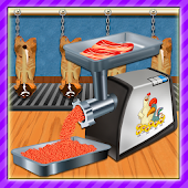 Game ✌ Meat Factory APK for Windows Phone