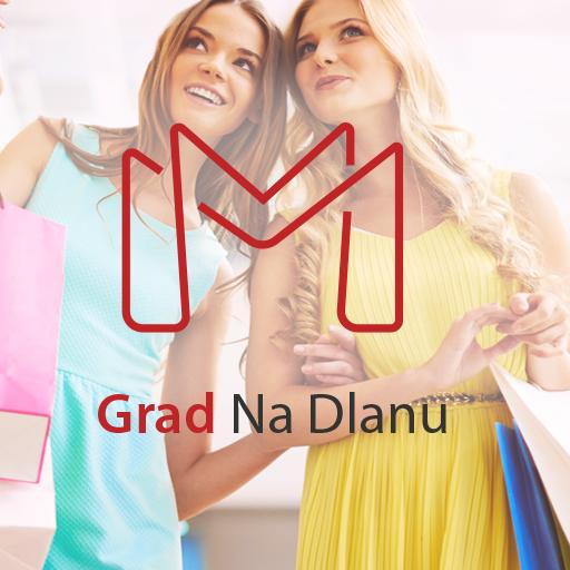 Android aplikacija Grad na dlanu na Android Srbija