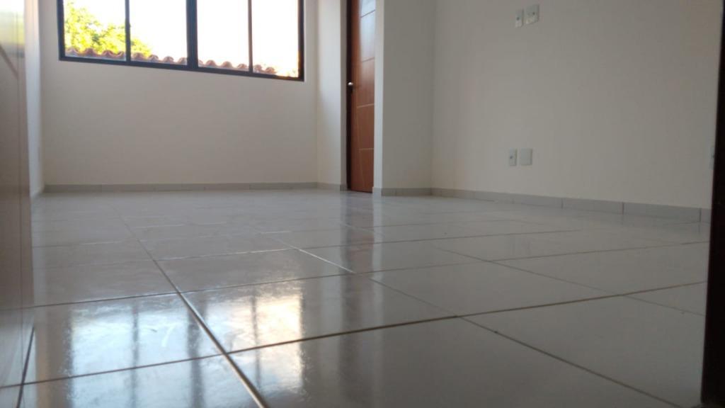 Apartamento com 2 dormitórios à venda, 60 m² por R$ 173.000 - Cristo Redentor - João Pessoa/PB