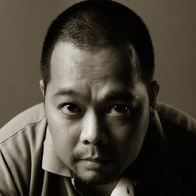 by Edwin  Mendoza - People Portraits of Men ( gary fong, self portrait, selfie )