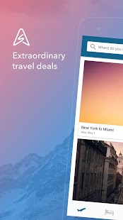 Skiplagged — Exclusive Flights & Hotels for pc