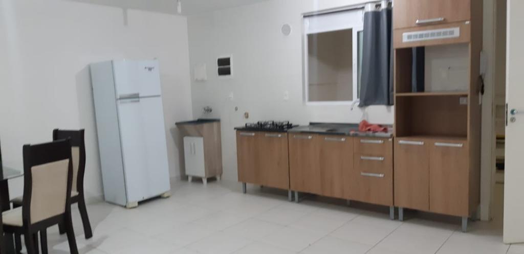 Apartamento com 2 dormitórios para alugar, 70 m² por R$ 1.200/mês - Meia Praia - Itapema/SC