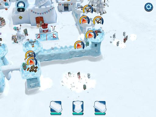 Snowtime Game - screenshot