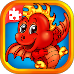 Children's Puzzles Icon