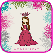 Women day Greetings Cards APK for Bluestacks