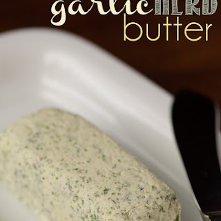 Garlic Herb Butter