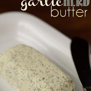 Garlic Thyme Herb Butter Recipes