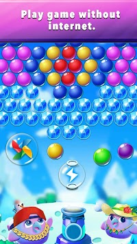 Bubble Shooter By Candy Bubble Studio APK screenshot thumbnail 3
