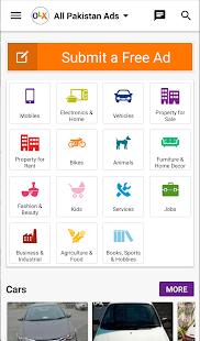 App OLX Pakistan APK for Windows Phone