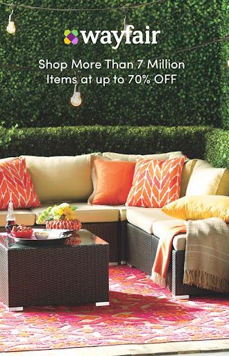 Wayfair - Furniture & Decor For PC