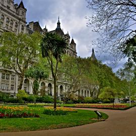 by Antonio Edu - City,  Street & Park  City Parks