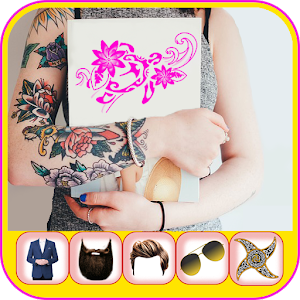 Download Photo Editor : Tattoo disign for Windows Phone
