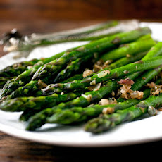 Asparagus With Anchovies and Capers