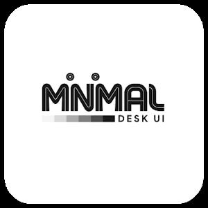 Minimal Desk UI Kustom/klwp For PC / Windows 7/8/10 / Mac – Free Download