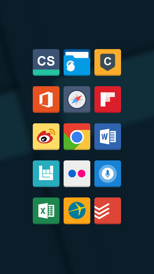 Apollo Icon Pack Screenshot 5