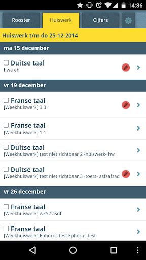 SOMtoday Mobiel screenshot 3