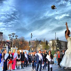 by Igor Vranjes-izga - Wedding Bride