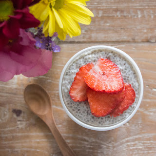 Date and Chia Pudding