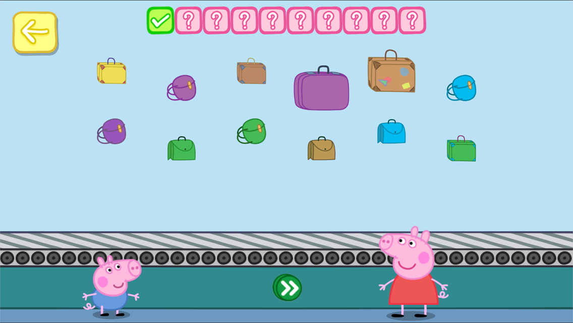 Peppa Pig: Holiday Screenshot 1
