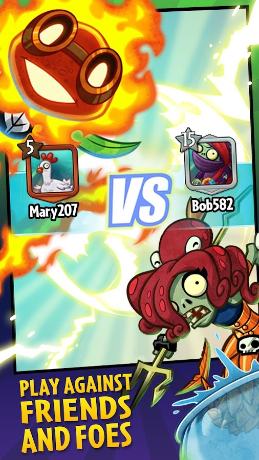 Plants vs. Zombies™ Heroes Screenshot 2