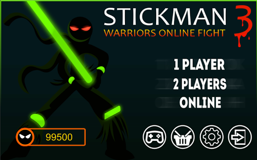 Stickman Warriors 3 Online