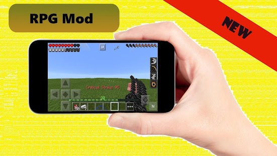 RPG Mod For MCPE - screenshot