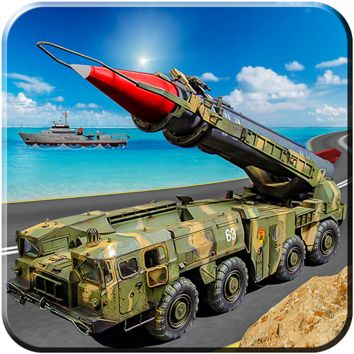 Missile Attack Army Truck 2017 (game)