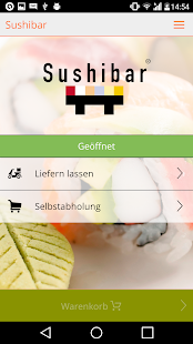 Sushibar - screenshot
