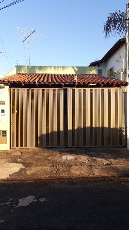 Casa com 3 dormitórios à venda, 104 m² por R$ 220.000 - Olinda - Uberaba/MG