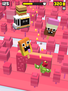 Shooty Skies – Arcade Flyer