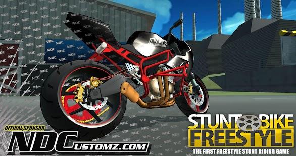 Game Stunt Bike Freestyle APK for Windows Phone