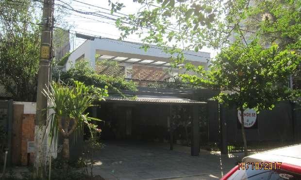 Casa Sobrado Residencial Alto Padrão à Venda, Alto de Pinheiros, São Paulo - SO1187.