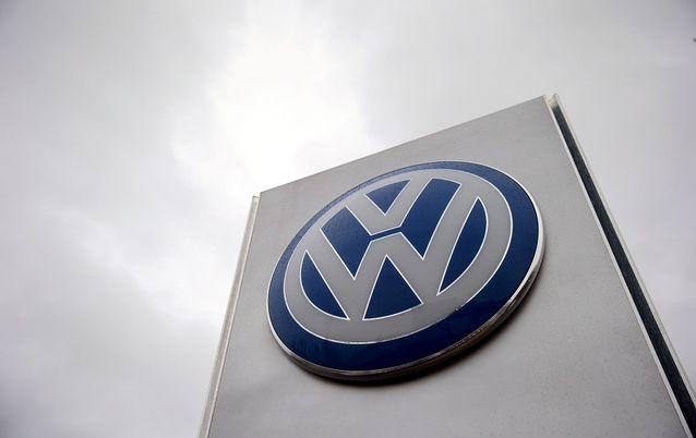 Volkswagen. Picture: REUTERS/SUZANNE PLUNKETT