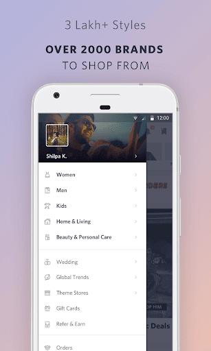 Myntra Online Shopping App screenshot 3