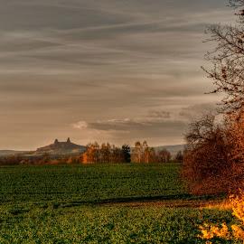 Landscape by Klaus Müller - Uncategorized All Uncategorized ( landscape, springtime )