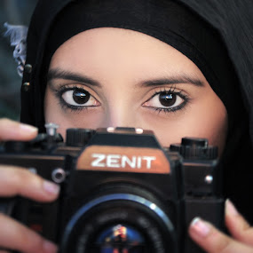 zenit eye by Cikgu Kioka - People Portraits of Women