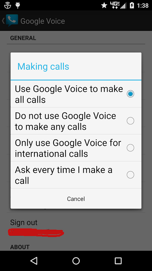 Choice dialer apk download