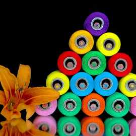 Colours by Asif Bora - Artistic Objects Other Objects