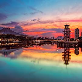 Myriads by Gordon Koh - City,  Street & Park  Skylines