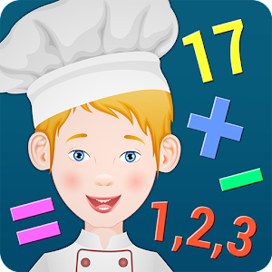 Kids Chef - Math learning game Icon