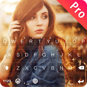 Photo Keyboard Pro- Emoji Nama