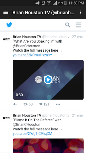 Pastor Brian Houston APK