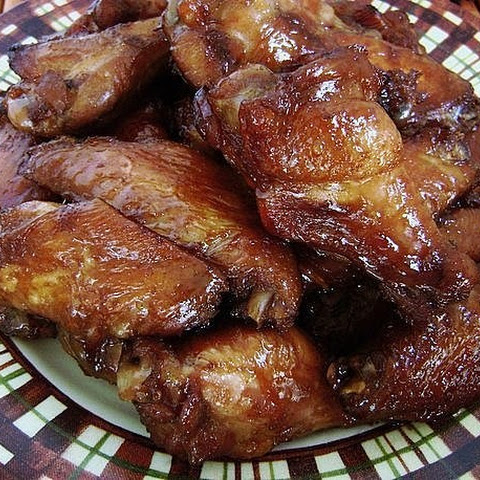 ASIAN-STYLE CHICKEN WINGS