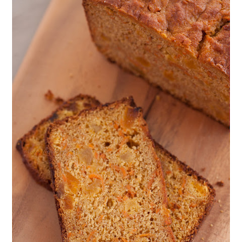 Apricot Sweet Potato Bread