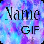 Name Animated GIF Icon