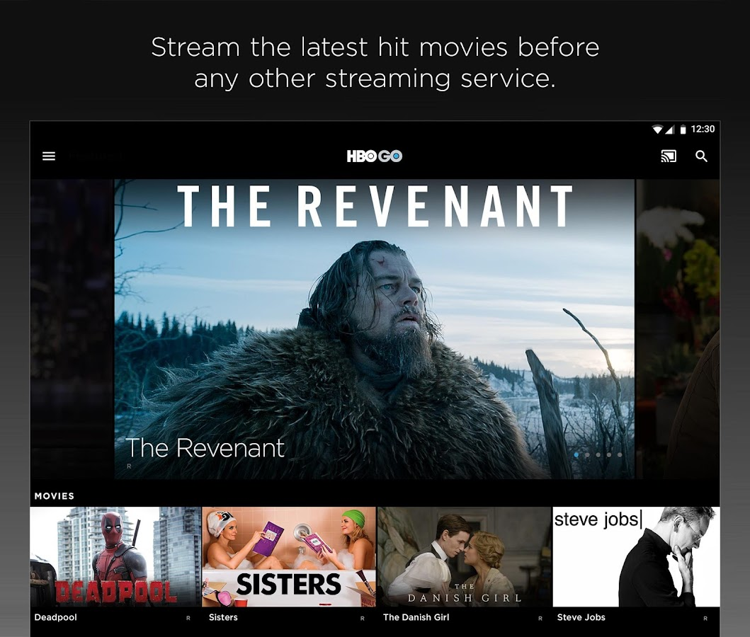 HBO GO Screenshot 8